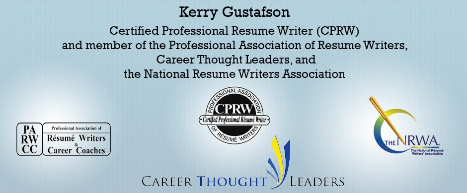 Professional Resume Writing | Services | Certified ...